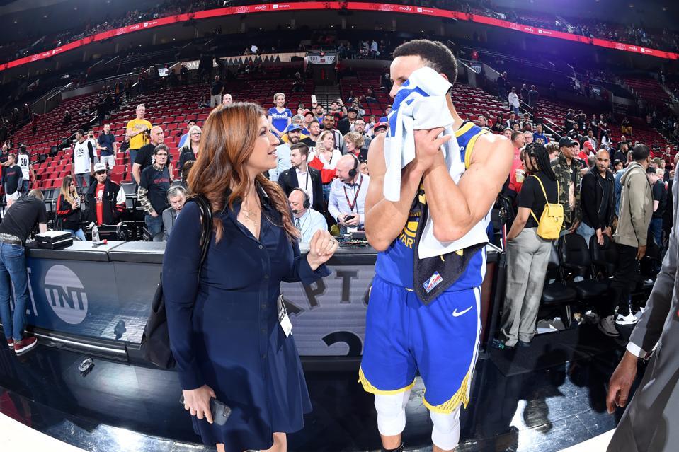 Rachel Nichols' 'The Jump' To Lead ESPN's Primetime NBA Free Agency Coverage
