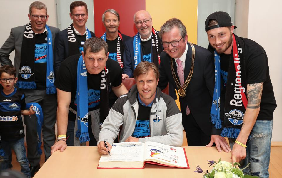 RB Leipzig and SC Paderborn 07 End Cooperation Before It Begins