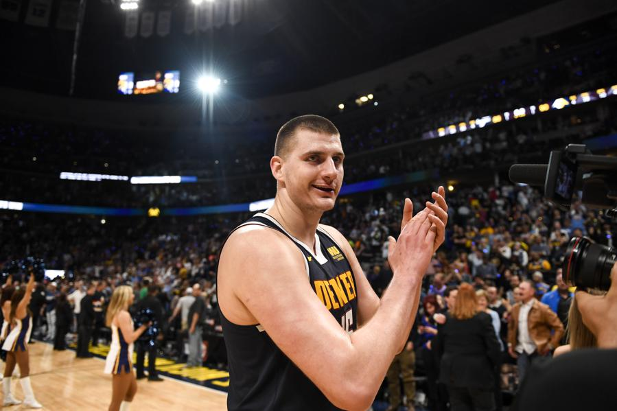 e3b36261e81 ... Of Age: Nuggets Advance To Second Round With Eighth-Youngest Roster In  NBA Playoff History Forbes - 01:08 AM ET April 29, ...