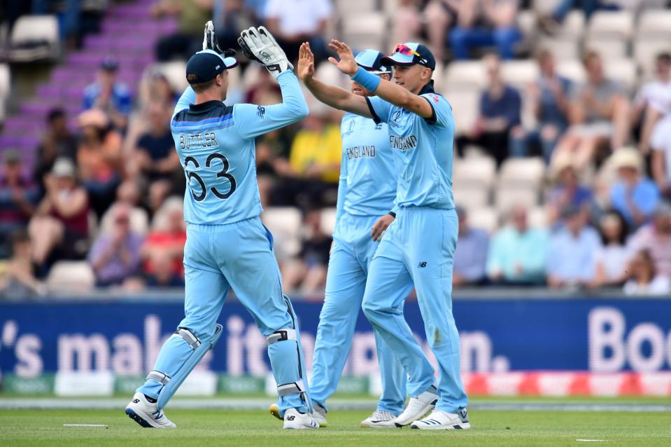 Can Cricket World Cup Hosts England Handle The Favoritism Tag And Break Their Hoodoo?
