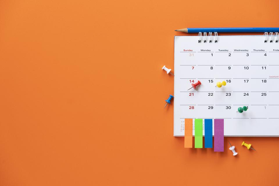 Turning Your Calendar Into A Performance Coach