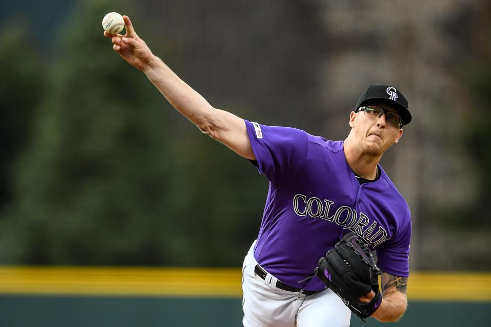 Is This Finally Jeff Hoffman's Time With The Rockies?