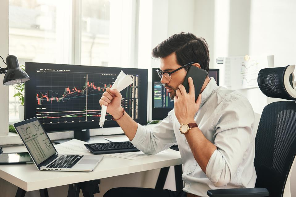 Nervous About The Market? Four Things To Do Now (That Don't Involve Selling Entirely Out Of Stocks)
