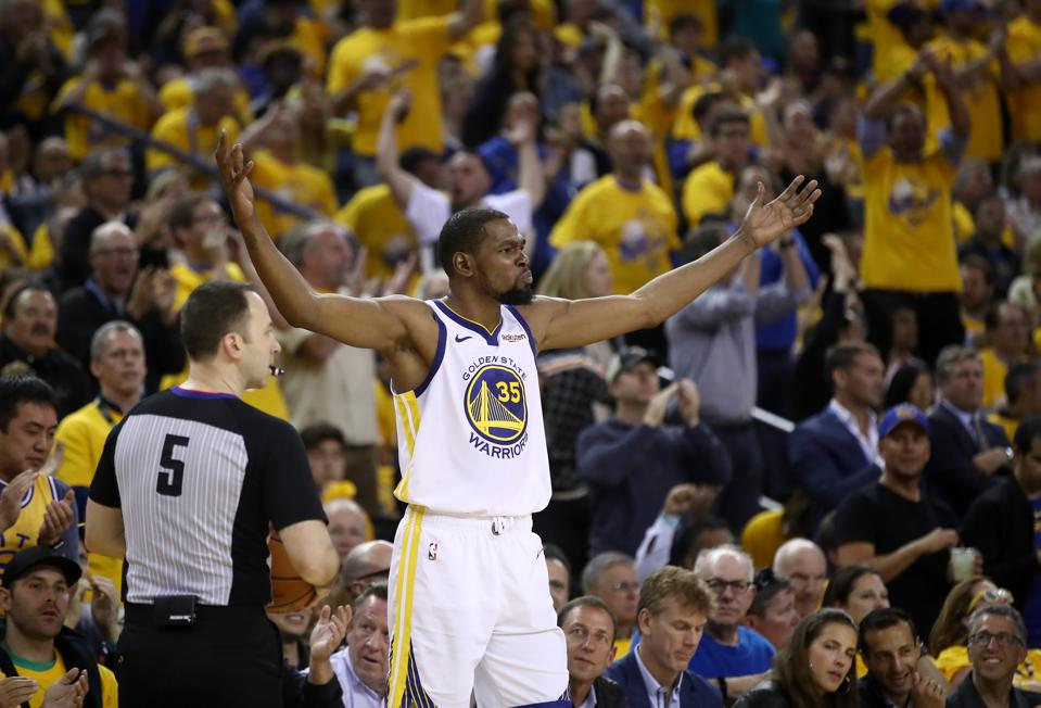 Yeah, Kevin Durant Has Issues, But Golden State Warriors Are Blessed To Have Him
