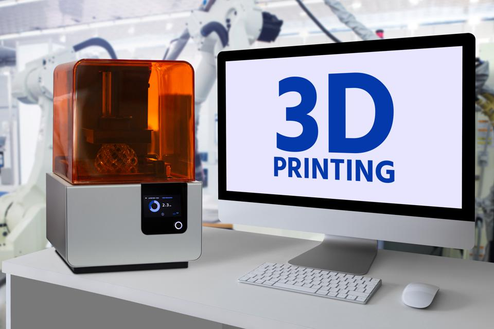 Tata Consultancy Services Says 3-D Printing Disruption In Manufacturing Will Soon Be Realized