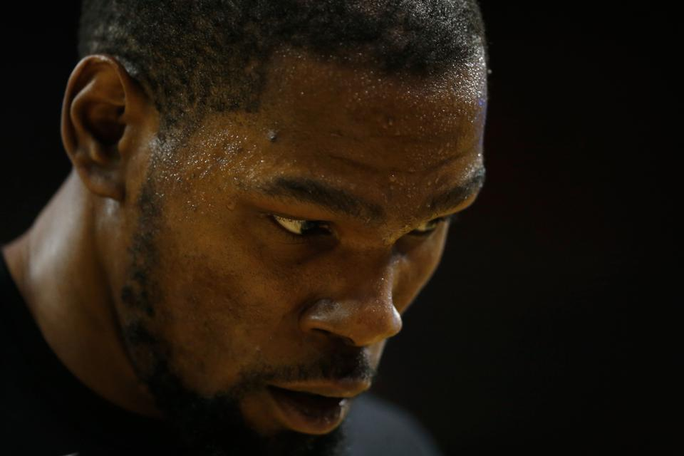 New York Knicks Are The Betting Favorite To Sign Kevin Durant In Free Agency