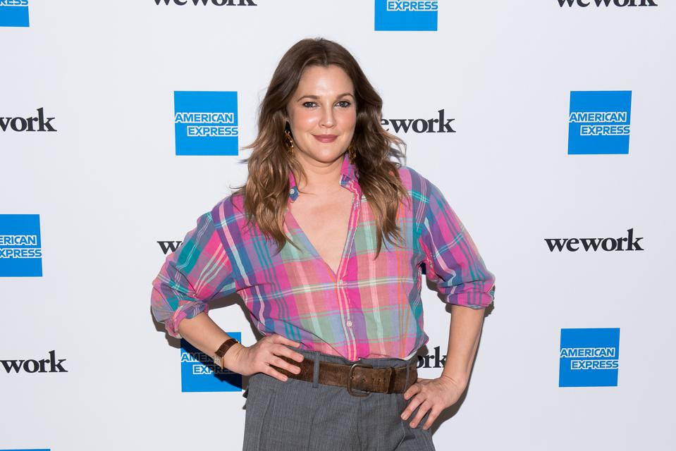 Magnetic Energy To Stay In Shape? Drew Barrymore Credits Game-Changing Procedure
