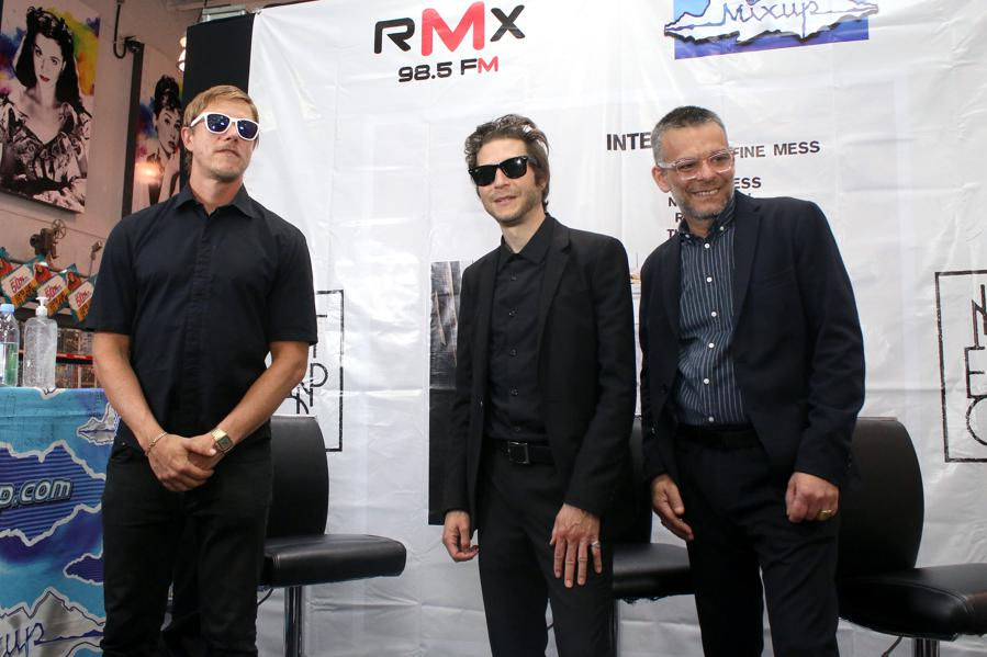 Interpol's Paul Banks On New EP, Touring With The Cure And U2, Learning From RZA