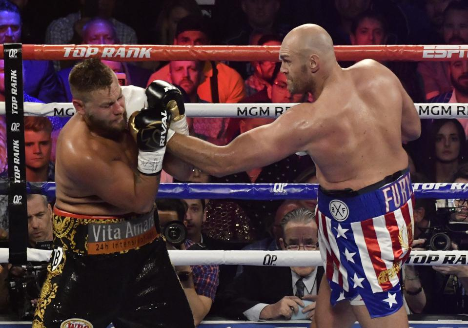 Who's The Best Heavyweight In The World: Tyson Fury Or Deontay Wilder (Or Andy Ruiz)?