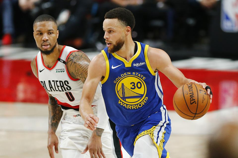 NBA Playoffs 2019 Bracket: Warriors At Trail Blazers Game 4 Schedule, Odds And Pro Predictions