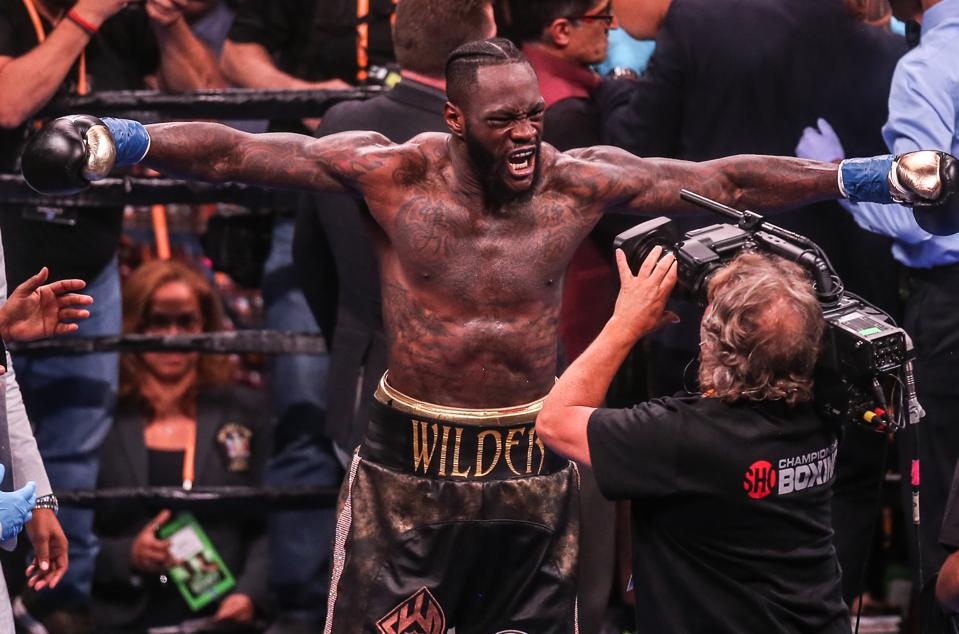 Wildness Aside, Is Deontay Wilder A Top-5 Fighter In The World?