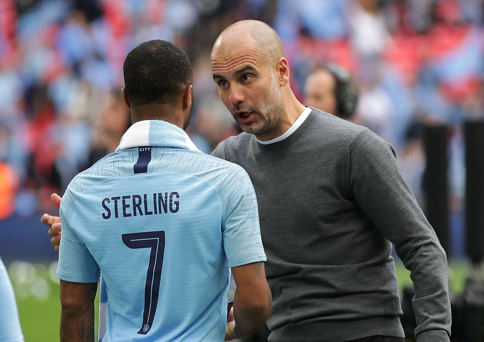Is Raheem Sterling The Man To Replace Vincent Kompany As Manchester City's Leader?