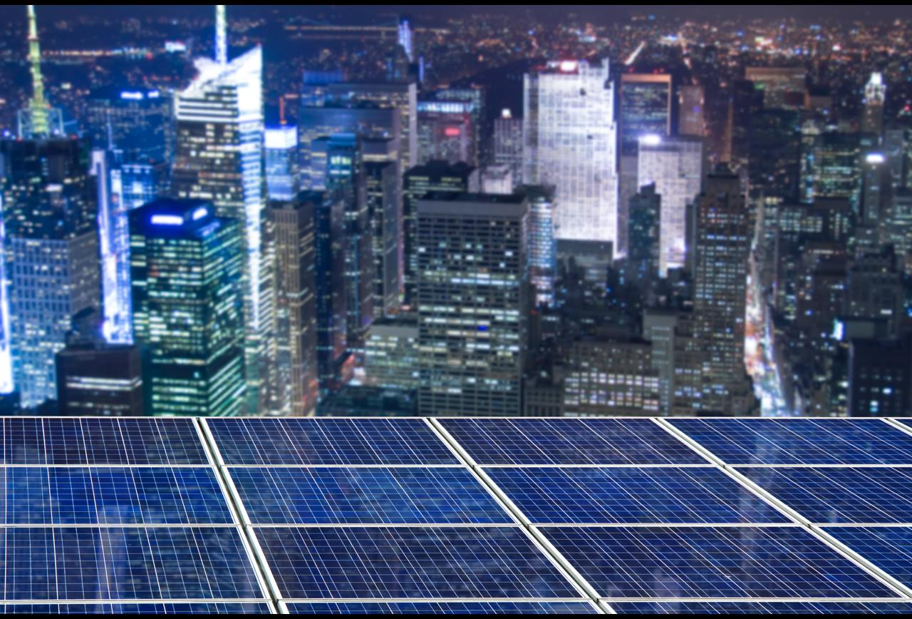 Are Microgrids Powered By On Site Green Energy The Next Big Thing?