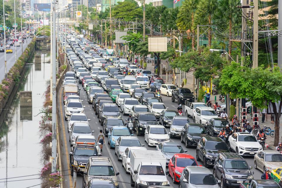 The Coming Sea Change In Transport Within Urban Cores