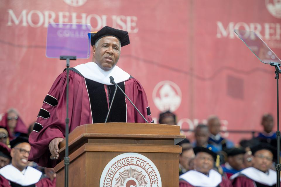 What The New York Times Editorial Board Gets Wrong About Robert Smith's Morehouse Gift