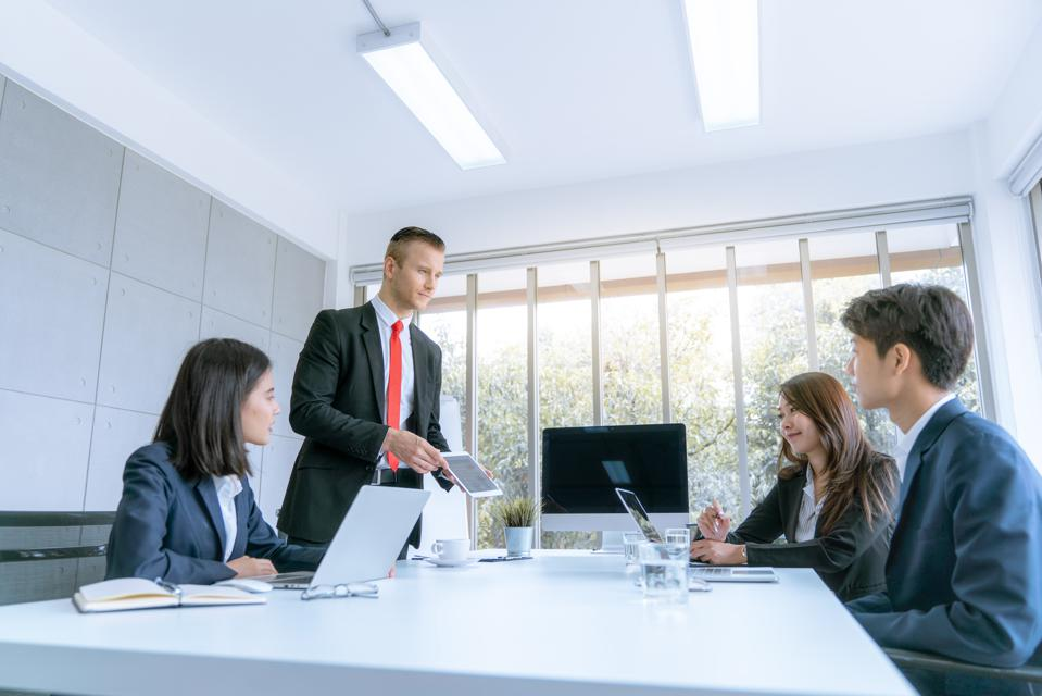 Two Must-Have Skills To Power Up To The Executive Ranks