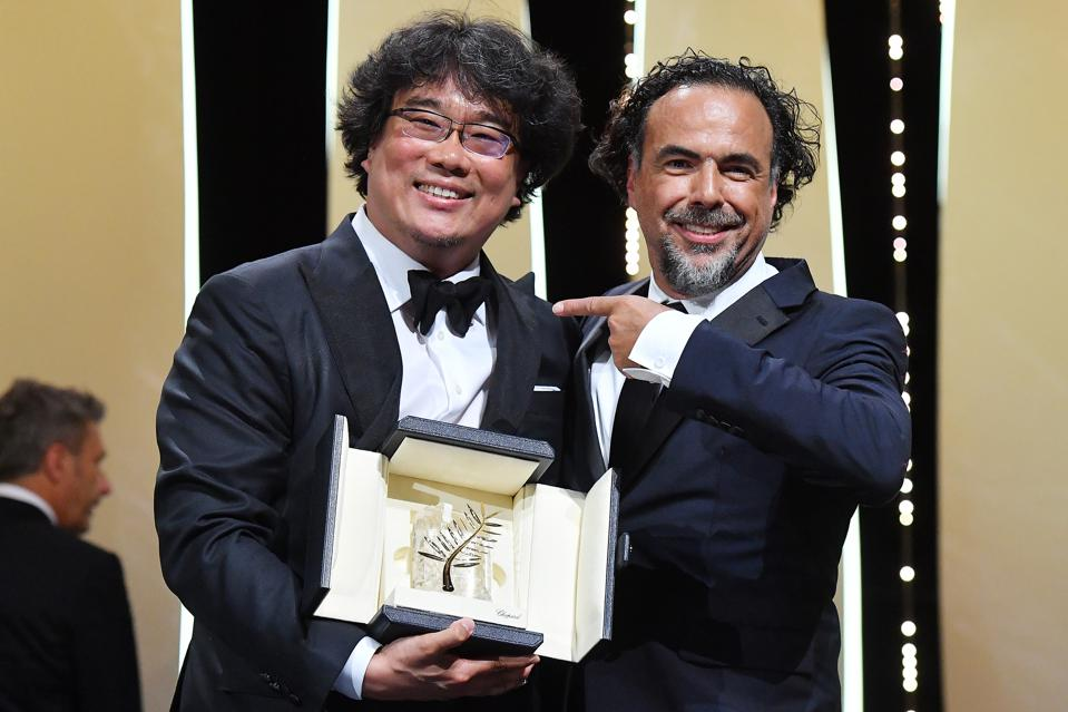 'Parasite' By Bong Joon-Ho Wins The Palme D'Or At The Cannes Film Festival