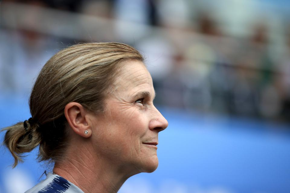 What USA Women's World Cup Coach Jill Ellis Can Teach Us About Taking Risks