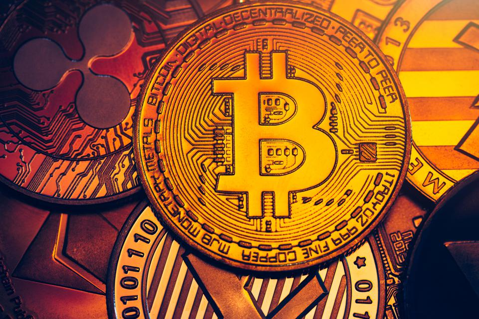 Bitcoin Breaks Through $9,000 To Hit Highest In A Year