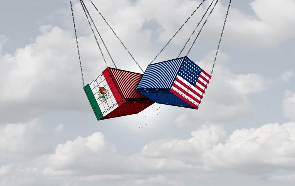Trump's Tariffs Disrupt USMCA And The U.S. Oil & Gas Boom