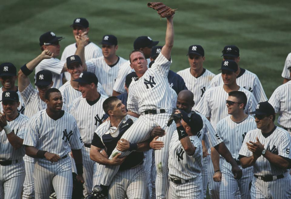 20 Years Ago Today, David Cone's Perfect Game Cemented His Baseball Legacy