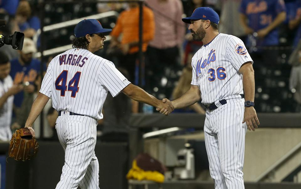 For Mets, Mickey Callaway And Jason Vargas Lead Another Day Heavy On Damage And Light On Control