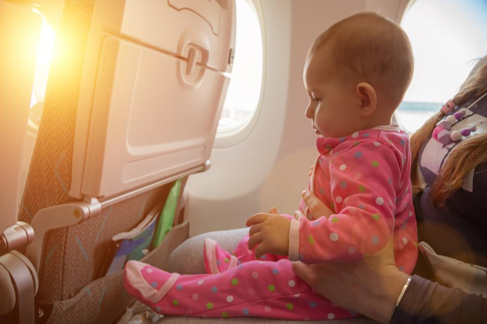 Six Tips for Successfully Flying with a Baby