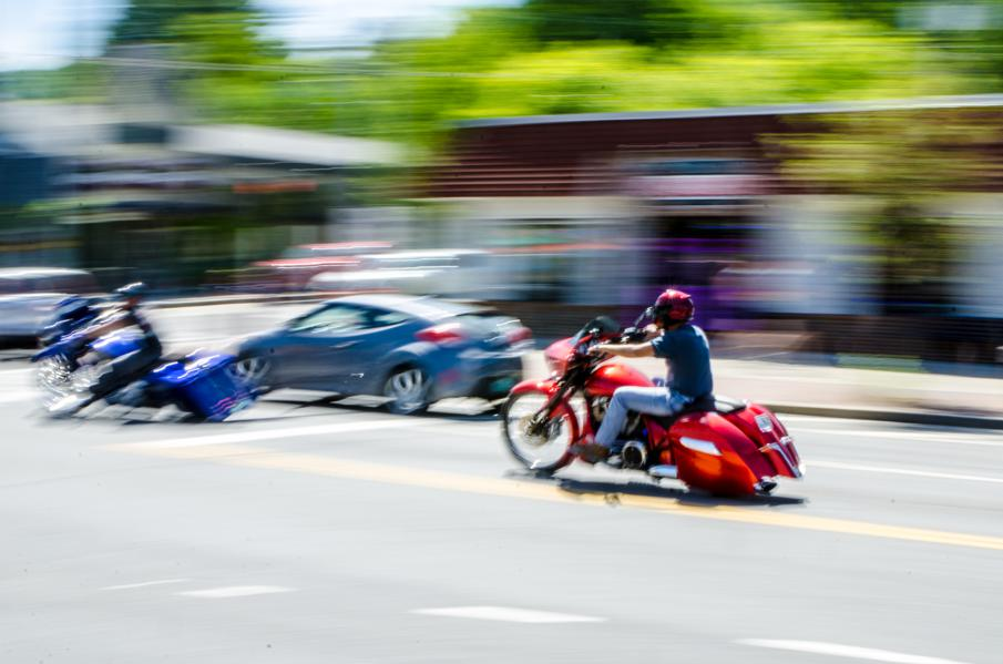 Why Don't Motorcyclists Wear Gear That Can Save Their Lives?