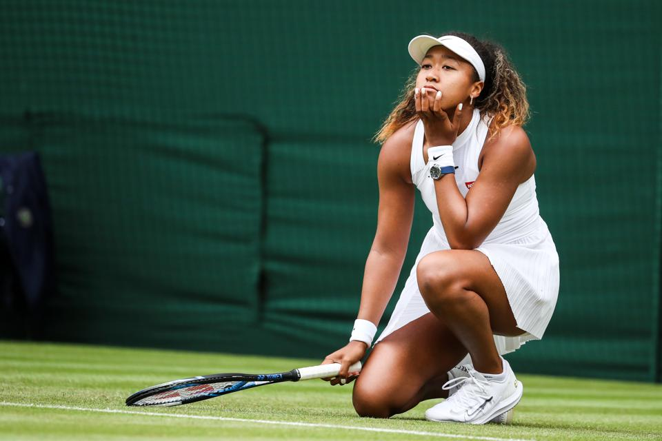 The Weight Of Greatness: Naomi Osaka And The Struggle To Be Best