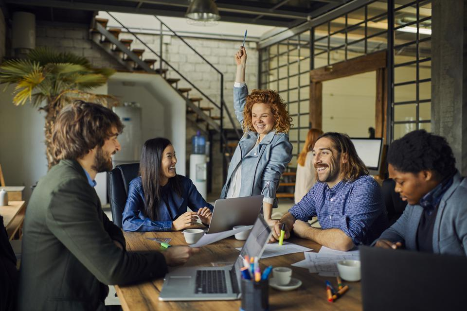 Science Says Every Leader Should Know 1 Thing About Employee Happiness