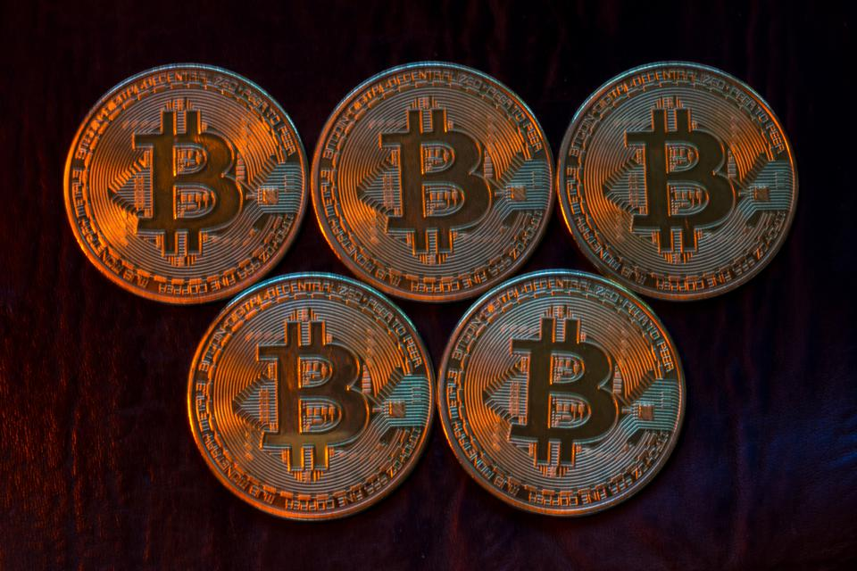 If Bitcoin Collapses Buy The Dow, Fast