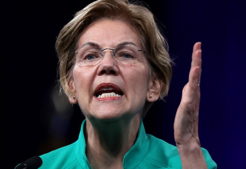 Elizabeth Warren: Trump Student Loan Appointment Is 'Outrageous'