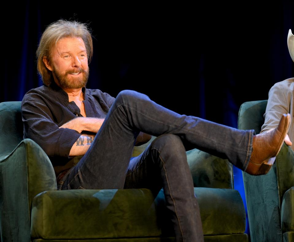 Who I Am: Ronnie Dunn On Tom Petty, The Rolling Stones And Muhammad Ali