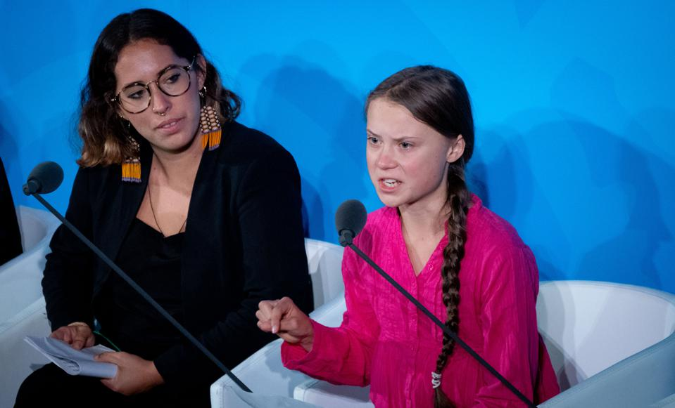 The One Science Lesson Every American Adult Can Learn From Greta Thunberg