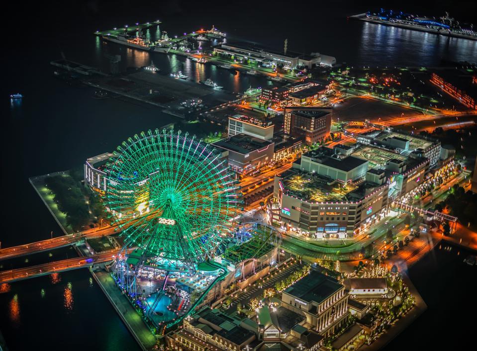 Game On: Yokohama Enters Japan Casino Contest