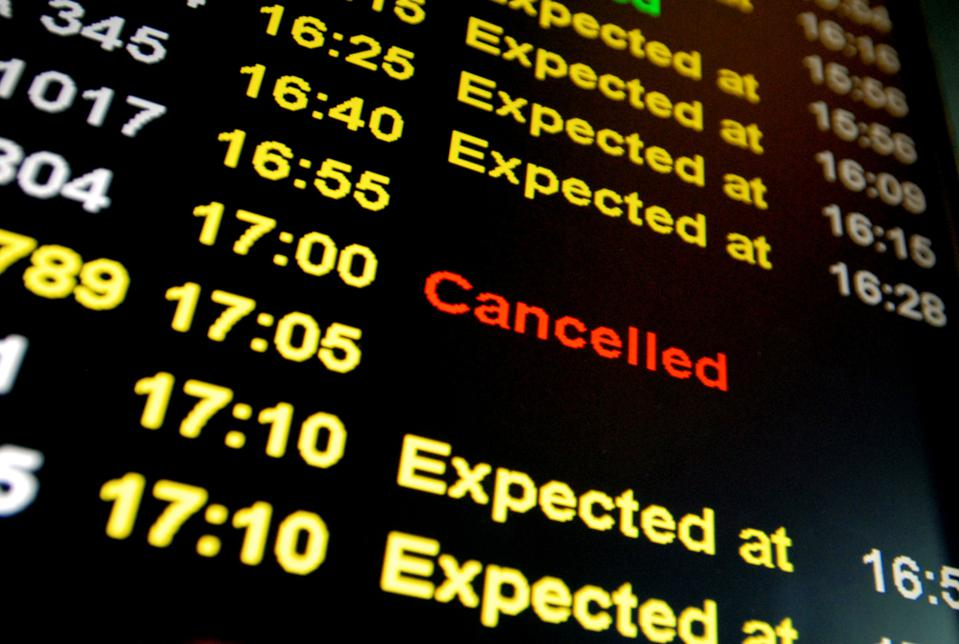 Airlines Struggle To Cope With Rush-Hour-Style Congestion