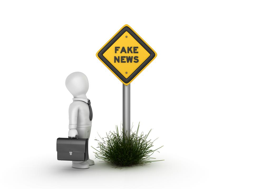 From Where Comes Fake News? -- From Fake Academic Studies