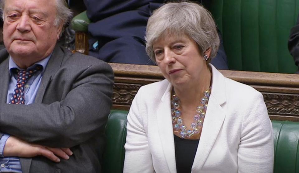The Theresa May Effect: When A Female Leader Deemed Inept Is Replaced By A Far More Incompetent Man