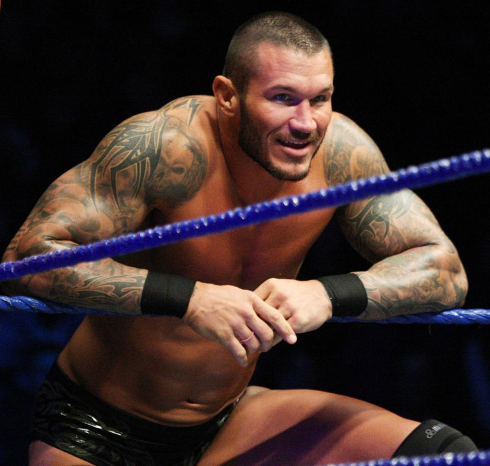 Randy Orton Tattoos: New Tattoo Copyright Infringement Case Filed By Artist Who