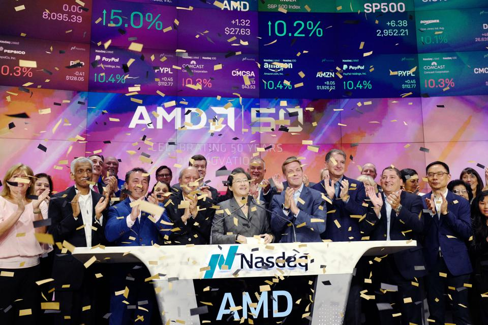 What Is AMD's Fair Price Estimate Based On Expected 2019 Earnings?