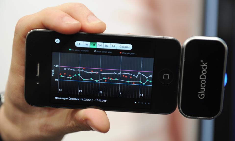 Apple & Amazon Level Up On Diabetes Tech