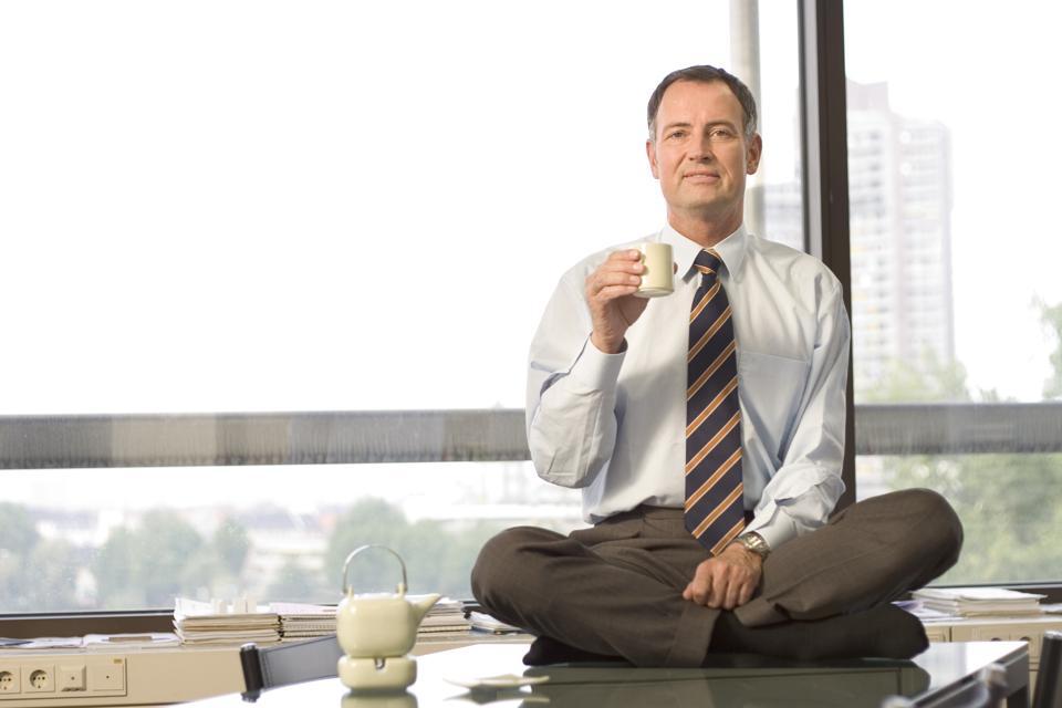 Management Tip: Calmness Counts