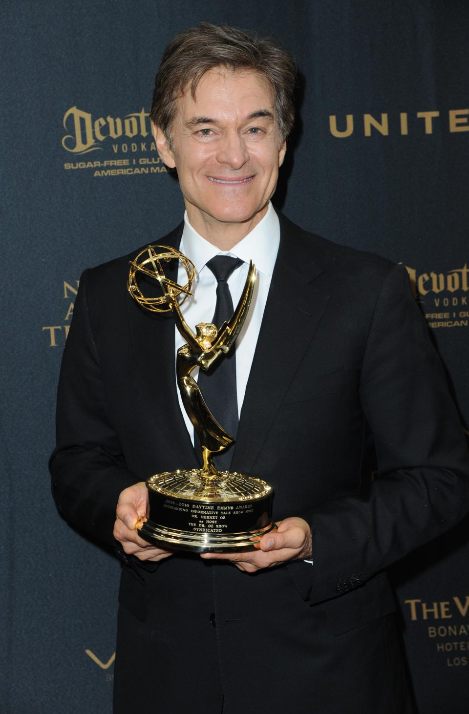 Dr. Oz Makes Millions Even Though He's Been Called A 'Charlatan' (And You Should Follow His Lead)