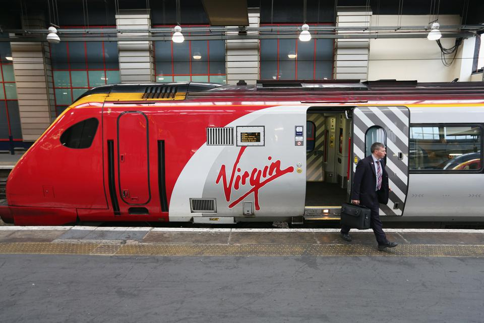 Almost All British Train Lines Are Now Owned By Other EU Countries