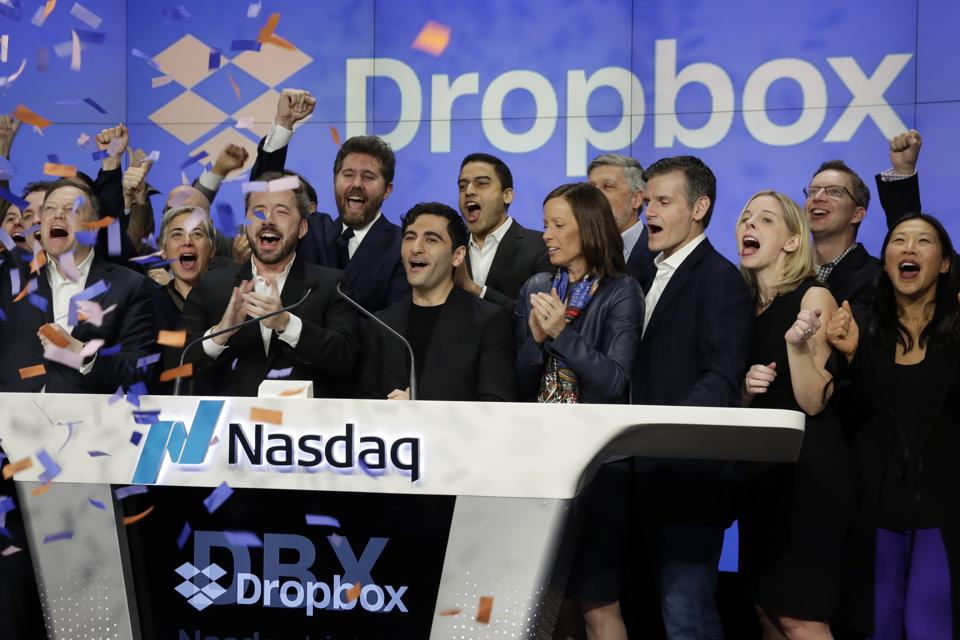 Dropbox Re-Designs, Gmail Gets More Dynamic...And Other Small Business Tech News This Week