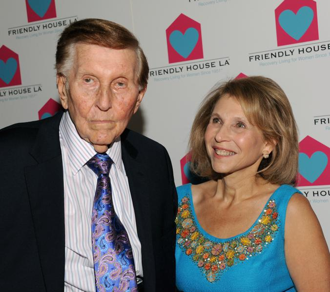 Shari Redstone And The Living Legacy Of Her Father's Media Empire