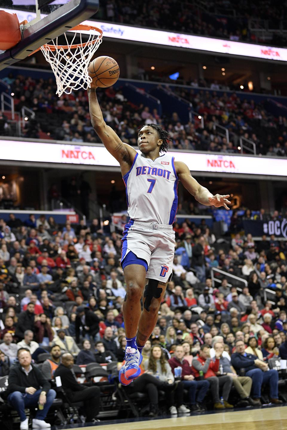 As Spurs Continue Wing Search, Stanley Johnson Is Viable Investment