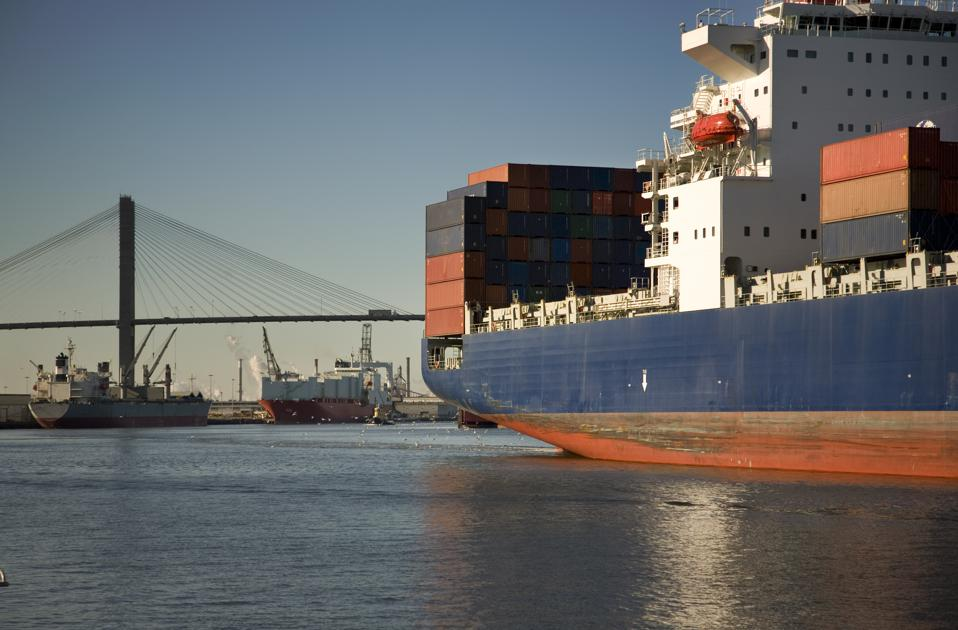 Effects of U.S.-China Trade War: 'The Proof's In The Ports'