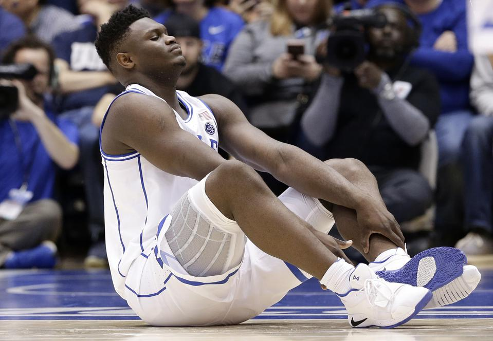 2 Key Business Lessons From The Explosion Of Zion Williamson's Sneaker
