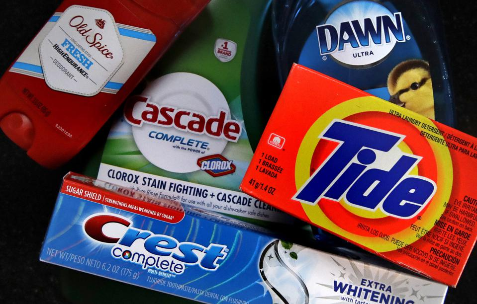 How Do Procter & Gamble's Revenues And Key Metrics Compare With Close Competitor Unilever?